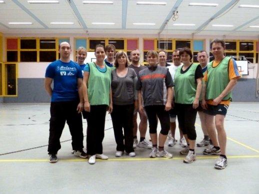 Elternsportgruppe Februar 2011