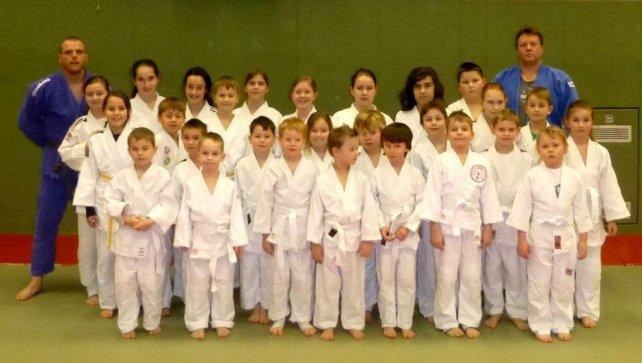 Spieljudo-Gruppe 2013