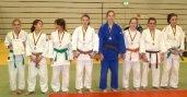 1.Platz für die Mädels des Schweriner Sportgymnasiums