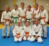U14-Team Schwerin Mädchen