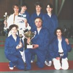 1991 - 2.Platz DMM U19w